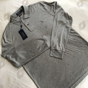Ralph Lauren Pima Cotton Polo Shirt
